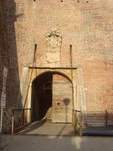 Ponte Levatoio Cassero Senese