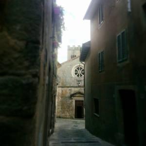 Chiesa delle Sante Flora e Lucilla a Santa Fiora